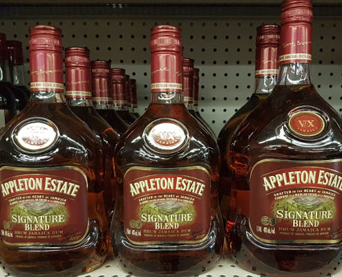 Appelton Estate Rum Spirits